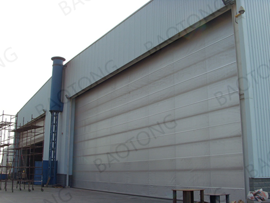 Built for Fujian Haoshi Weima Steel Products Factory