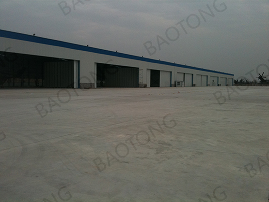 Built for Changhe Aircraft Industry (Group) Co., Ltd.